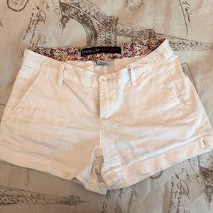 Pants - White shorts